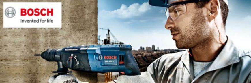 Máy Khoan Cầm Tay Bosch
