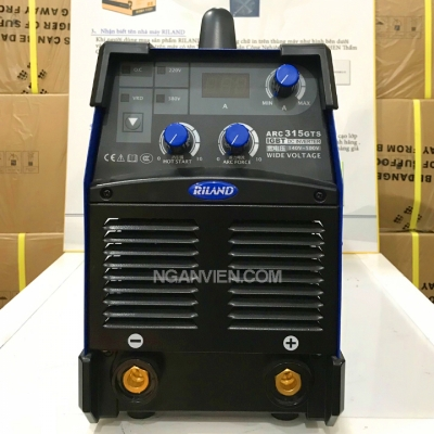 Máy hàn điện tử Riland ARC 315GTS