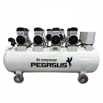 Máy nén khí PEGASUS 330L 6HP- KHÔNG DẦU
