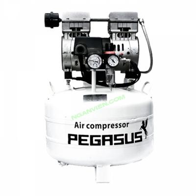 Máy nén khí PEGASUS 40L 3/4HP- KHÔNG DẦU