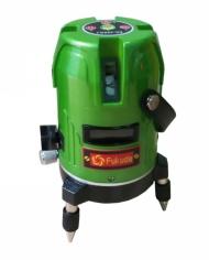 Máy cân bằng laser Fukuda EK-469GJ - 5 tia xanh