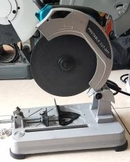 Máy cắt sắt mini LW1201 185mm