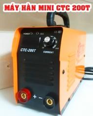 Máy hàn điện tử mini CTC 200T - Tặng kính hàn điện tử
