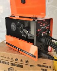 Máy hàn Mig mini 200 Kenmax - Không dùng khí