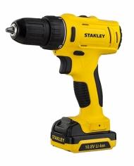 Máy khoan pin 10.8V Stanley SCD12S2-B1
