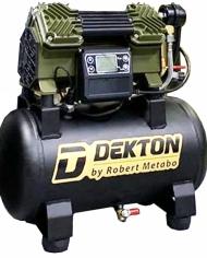 Máy nén khí 25L Dekton DK990X1 - KHÔNG DẦU - Mô tơ không chổi than